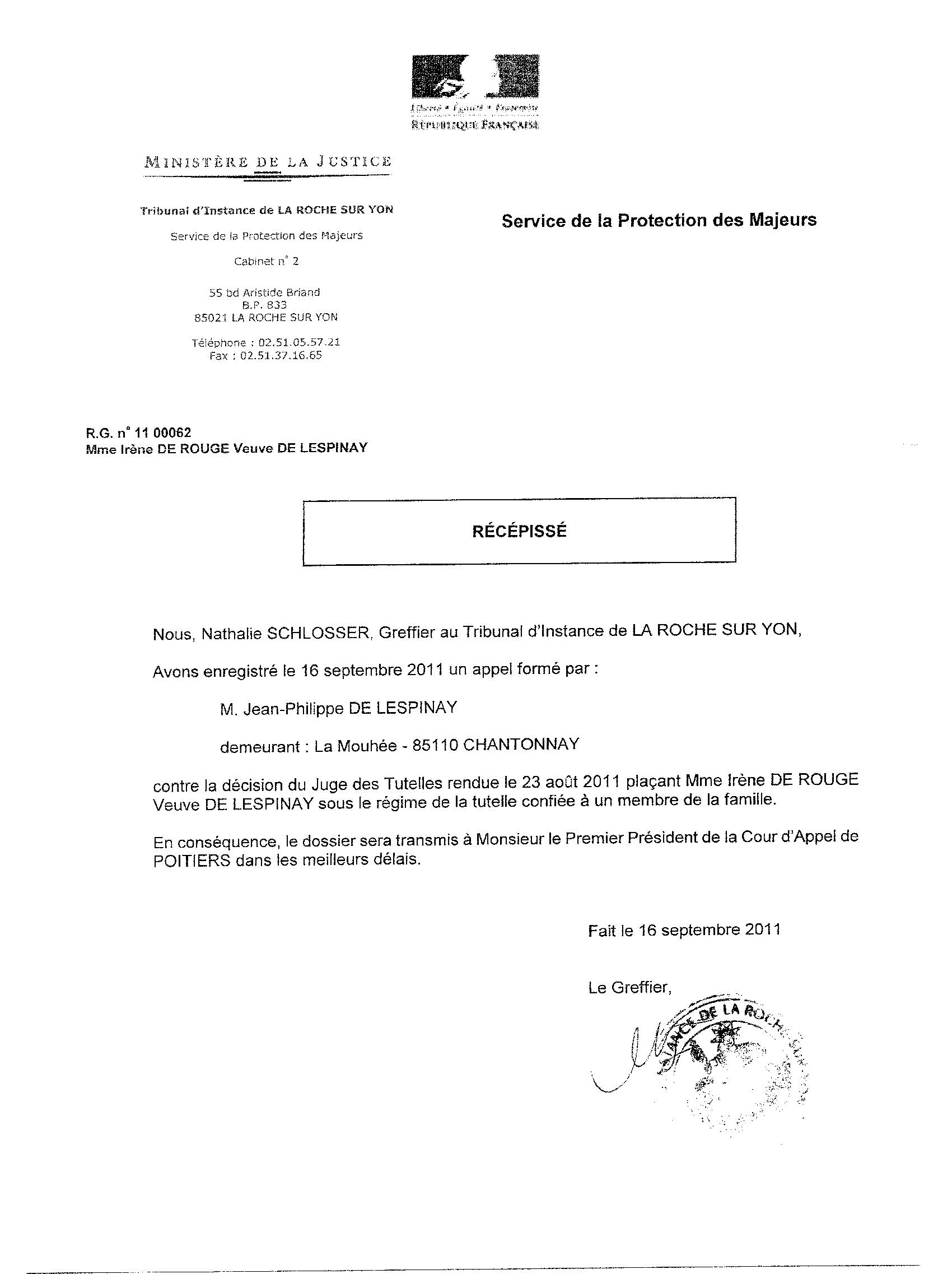 Exemple De Lettre De Procuration Juridique | Covering ...