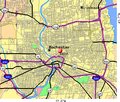 Rochester Ny Zip Code Map Zip Code Map Rochester Ny | World Map