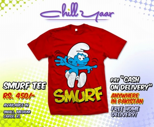 Mens-Boys-Wear-Beautiful-New-Look-Graphic-T-Shirts-2013-14 by Chill-Yaar-Logo-Tees-9