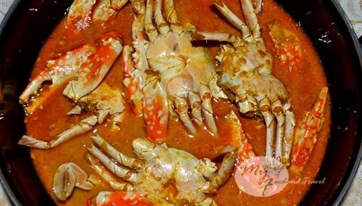 செட்டிநாடு நண்டு சூப் செய்முறை | Chettinad Crab Soup Recipe !