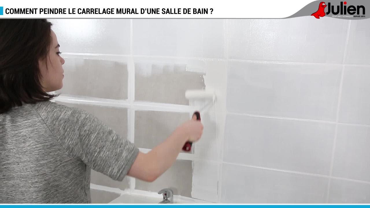 Fac Comment Peindre Le Carrelage Mural De Salle De Bain Ou Cuisine
