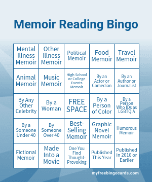 myfreebingocards.com - bingo card generator