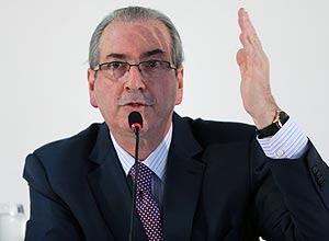 Eduardo Cunha – Alan Marques/Folhapress