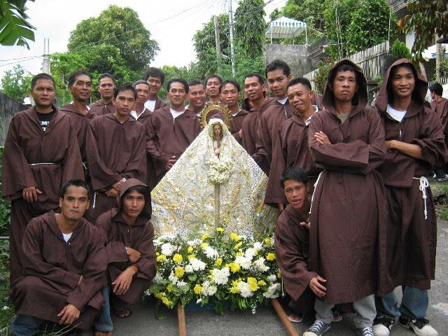 Nuestra Senora De La Porteria, Daraga Fiesta '09
