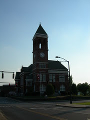 (Old) Floyd County Court House