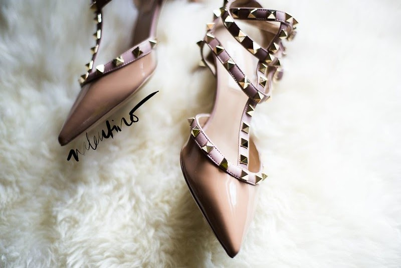 Valentino Wedding Shoes For Sale