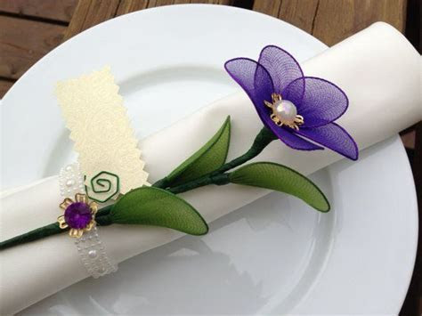 1000  ideas about Wedding Napkin Rings on Pinterest