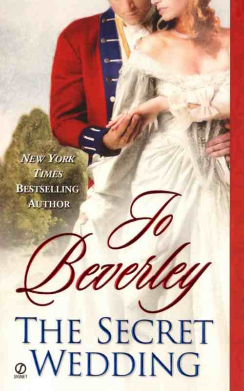 The Secret Wedding copyright by Jo Beverley