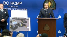 RCMP announces terror charges in B.C. LIVE NOW