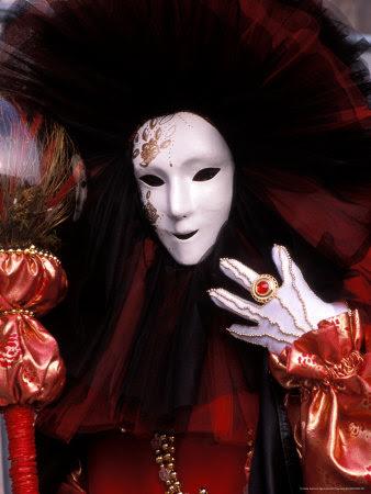 carnival brazil mask. Costume and Mask, Venice