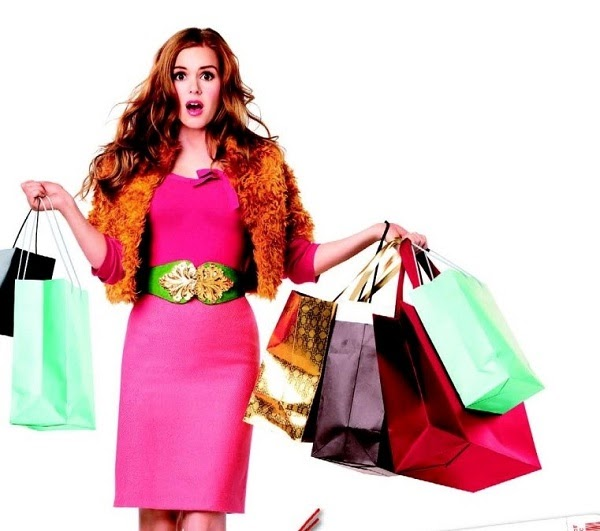 Spoiling Yourself : Shopping Spree