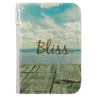 Simple Inspiration: Beach Bliss Cases For The Kindle