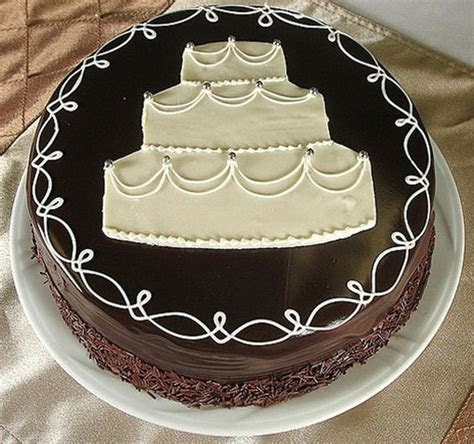 wedding anniversary cake pic (3 comments)