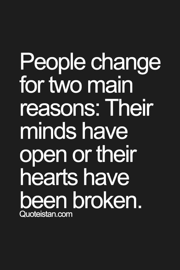 Quotes About Change Of Heart 234 Quotes