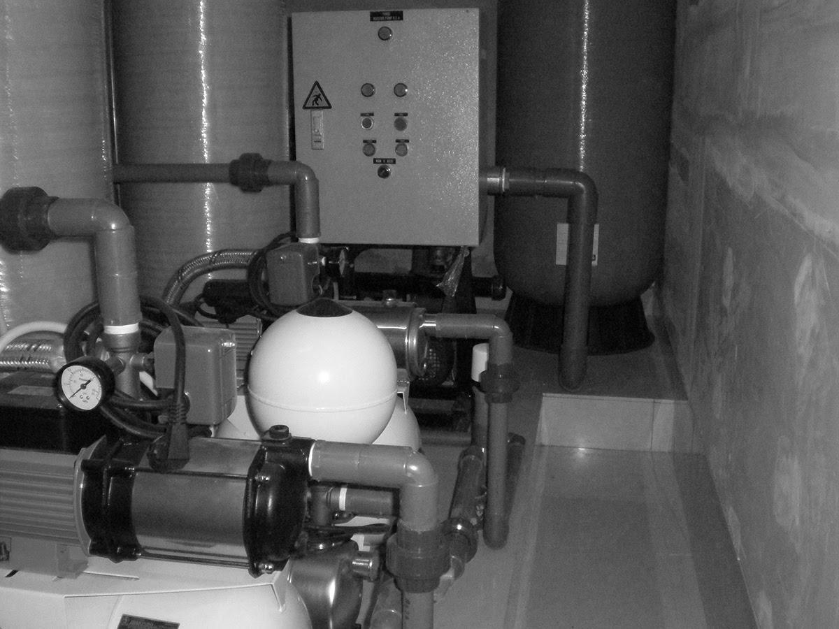 Masalah Pada Pompa Air Rumah Tangga Pemeriksaan Awal