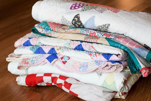 Vintage Quilts by Jeni Baker