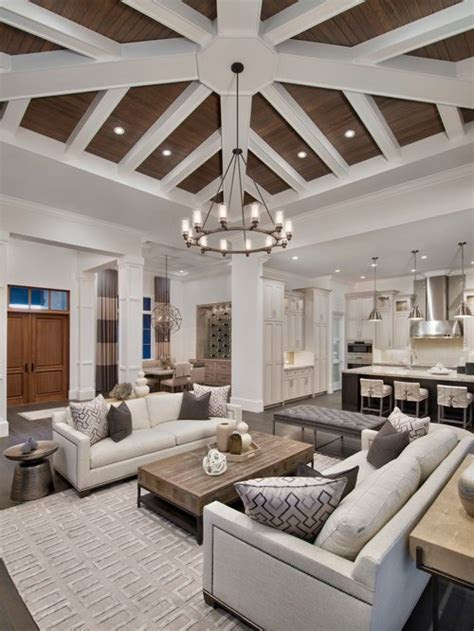 trendy transitional living room design ideas pictures
