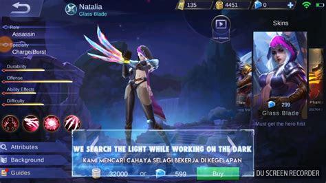 kata kata bijak natalia mobile legends bahasa indonesia