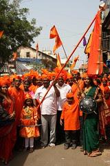 Shiv Sena by firoze shakir photographerno1