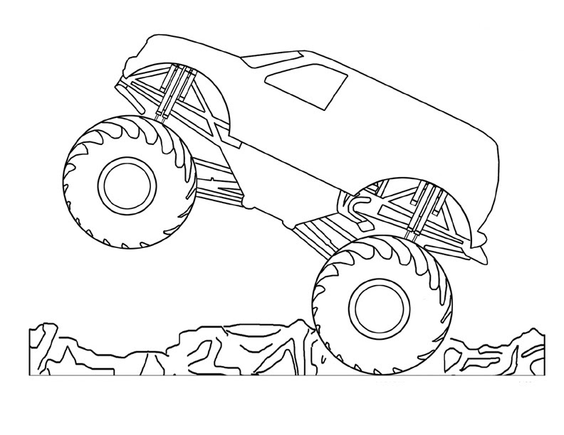 Free Truck Drawing For Kids, Download Free Clip Art, Free ...