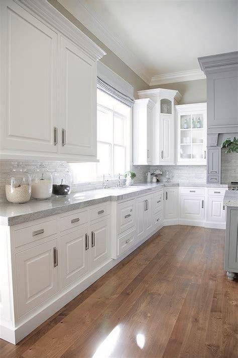 white kitchen interior   great   white