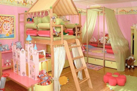 Cool Rooms on 10 Cool Toddler Girl Room Ideas   Kidsomania