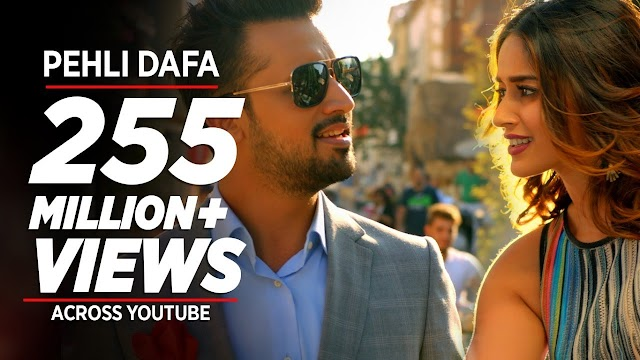 Pehli Dafa Song Lyrics - ATIF ASLAM Lyrics | Ileana D'Cruz | Latest Hindi Song