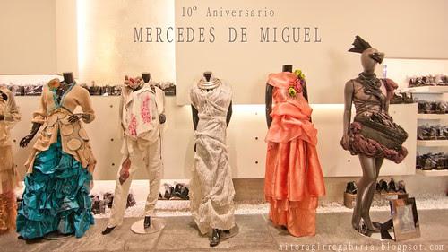 10º Aniversario MERCEDES DE MIGUEL