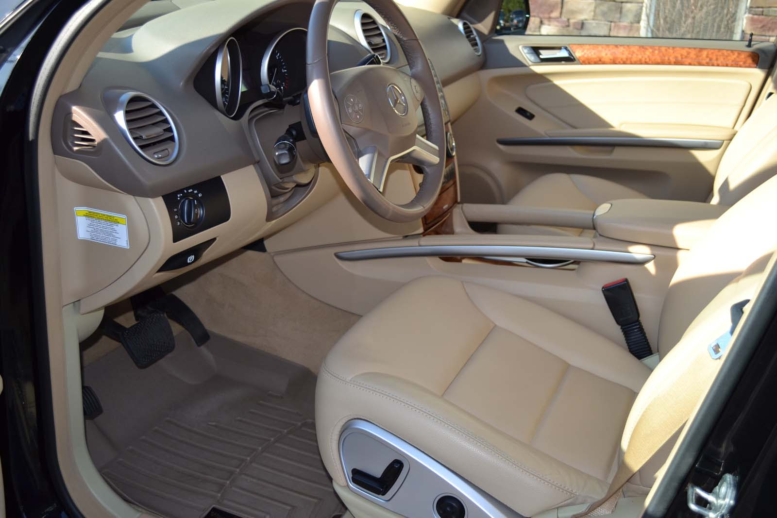 2009 Mercedes Benz ML350 4Matic Pre-Owned