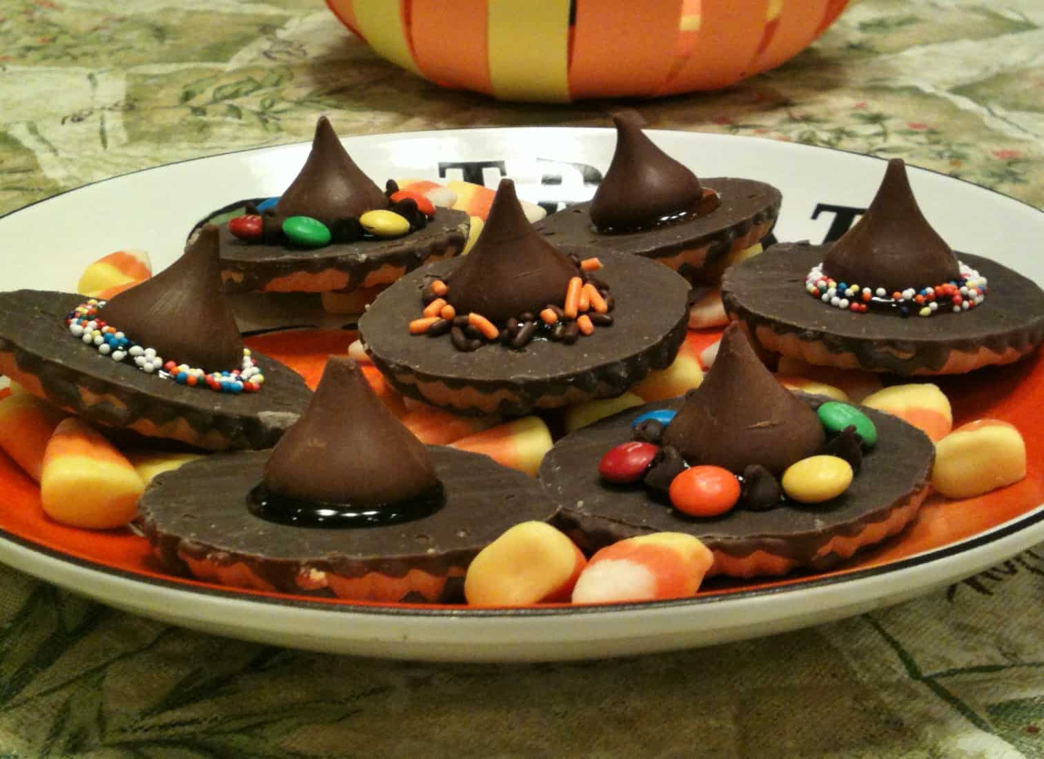 Last-Minute No-Bake Halloween Treats! - Juggling with Julia