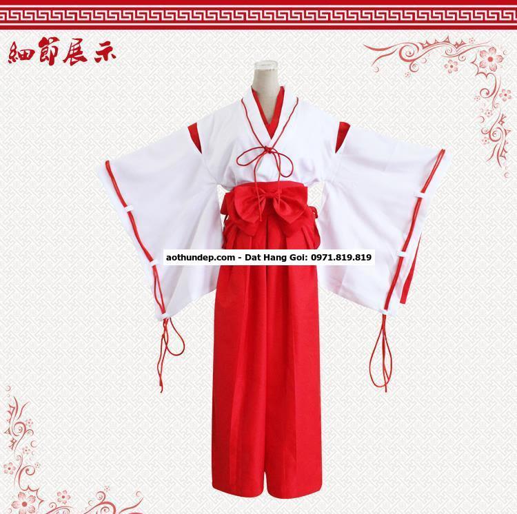 trang phục của miko