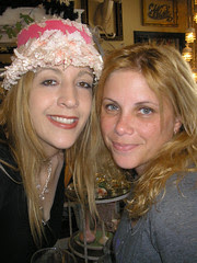 Vintage Emporium: Me and Sandy!
