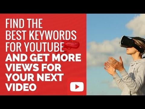 Find Youtube Keywords Using Display Planner