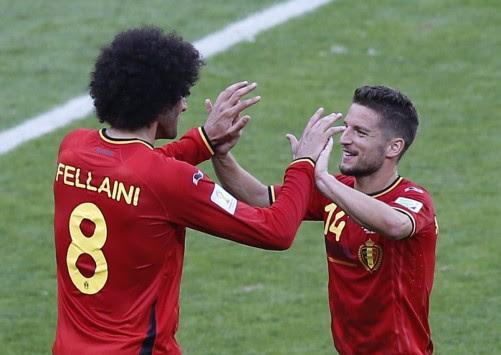 Οι αλλαγές έφεραν την ανατροπή για το Βέλγιο (VIDEO)