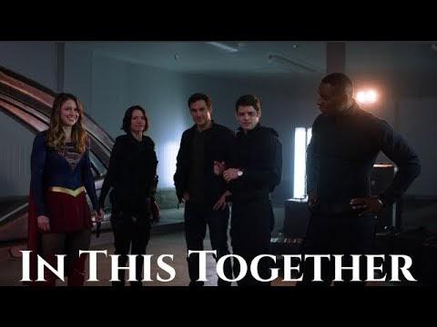 Together We Can Do It All Lyrics Supergirl