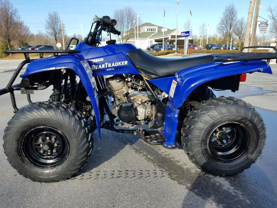 Yamaha Bear Tracker Motorcycles For Sale