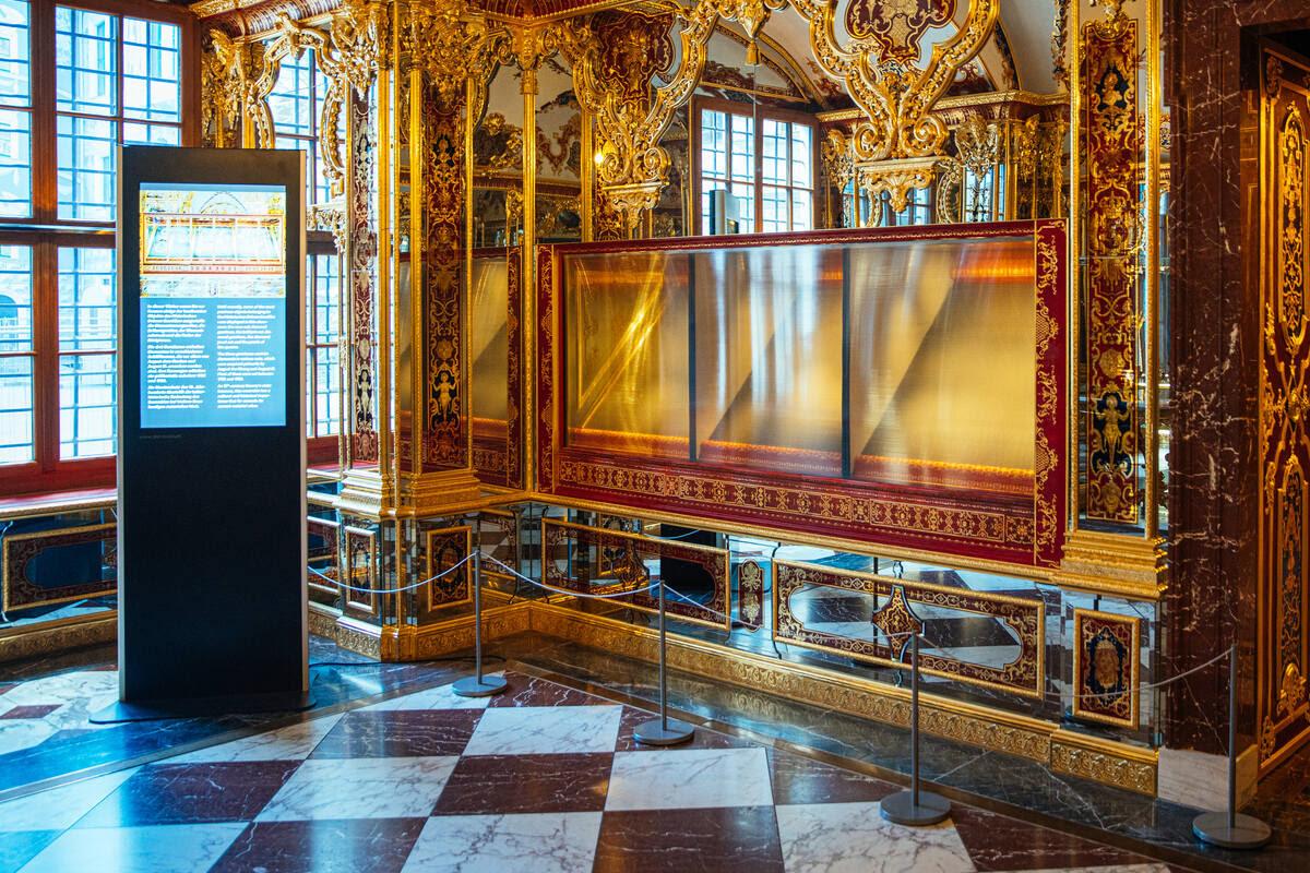 Dresden: Juwelendiebstahl Grünes Gewölbe - Landgericht hebt Haftbefehl auf!