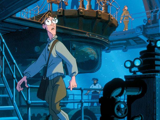 Explorador descobre a localização de Atlantis (Foto: Divulgação / Disney)