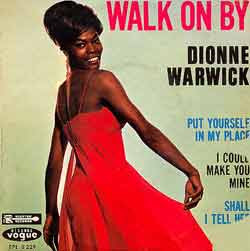 Walk on By became Warwick's second internation...