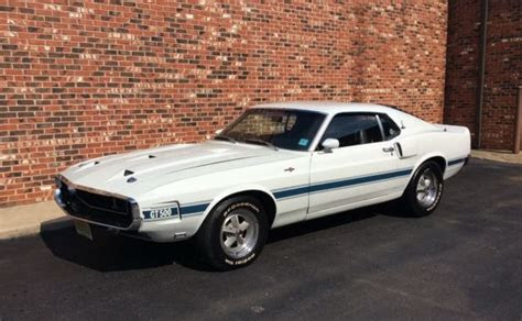 ford shelby mustang gt  fastback  sale shelby