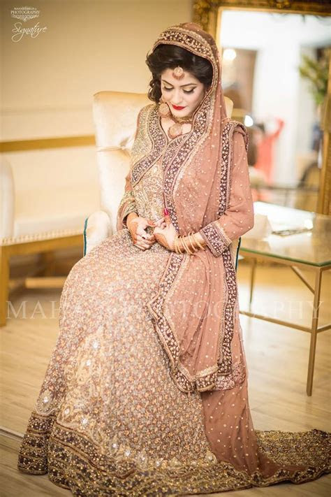 Latest Bridal Gowns Trends & Designs Collection 2018 2019