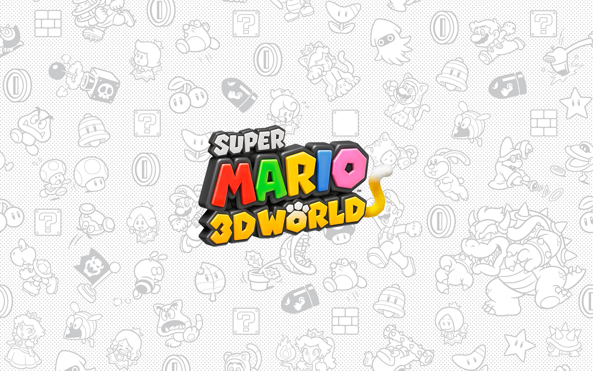 Super Mario 3d World Nintendo Wallpaper 36226223 Fanpop