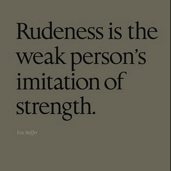 Quotes About Rudely 48 Quotes