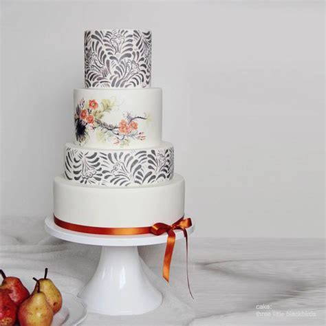 14 inch & 16 inch White Wedding Cake Stands   Sarah's Stands