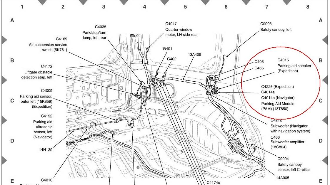 2013 Ford F150 Wiring Diagram