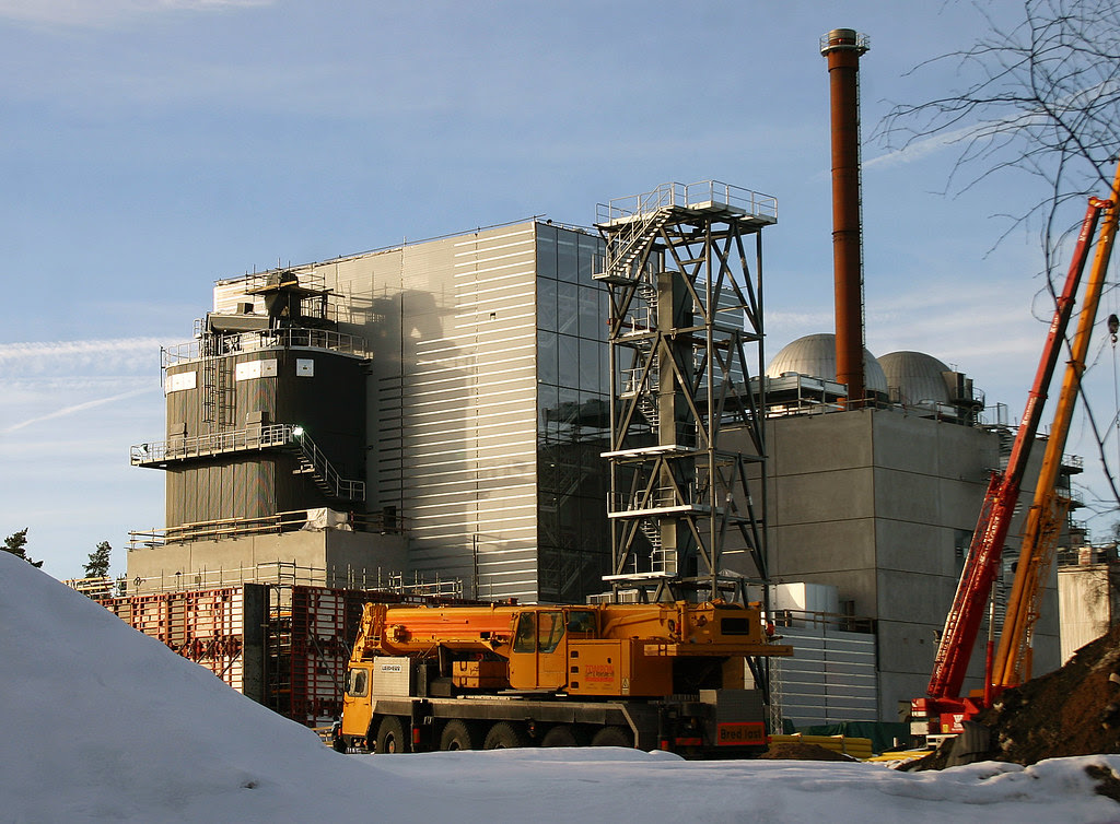 The Biofuel Power Plant