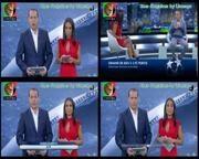 Melhor na Tv 2015/876 - Inês Gonçalves a bela jornalista de desporto da RTP