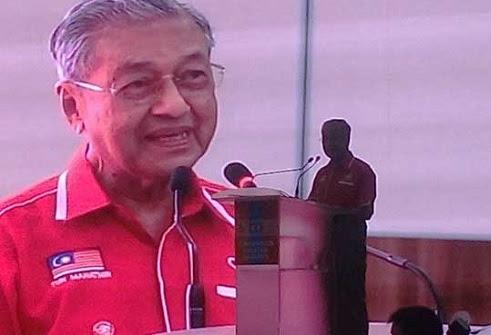 Najib punca kakitangan awam meningkat setengah kali ganda - Tun M