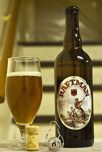 Review: Unibroue Raftman by Cody La Bière