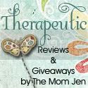 Therapeutic Reviews and Giveaways
